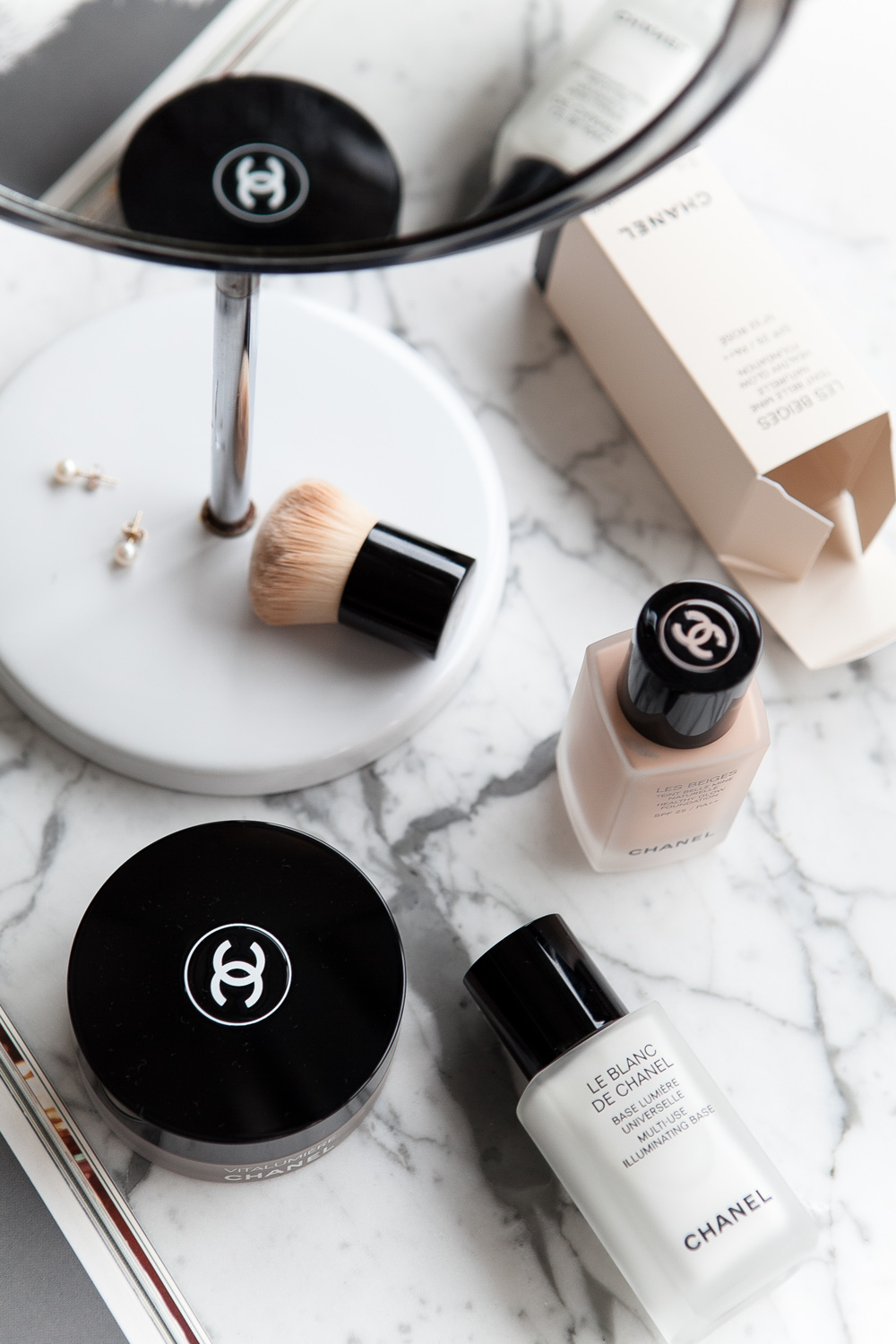 BEAUTY ESSENTIALS: THE BASE