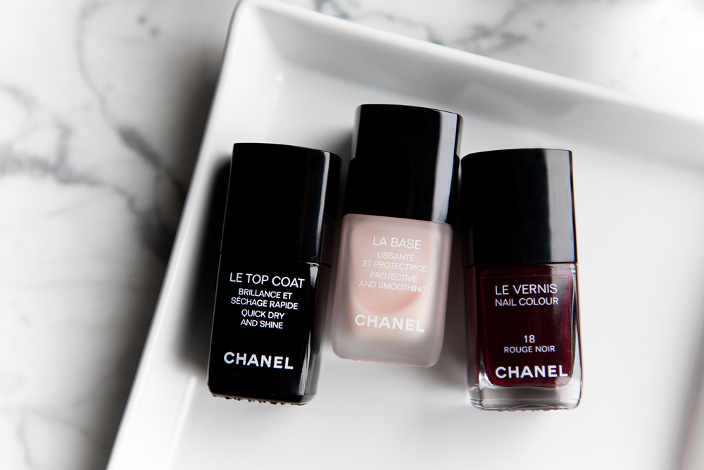 BEAUTY ESSENTIALS: THE NAILS