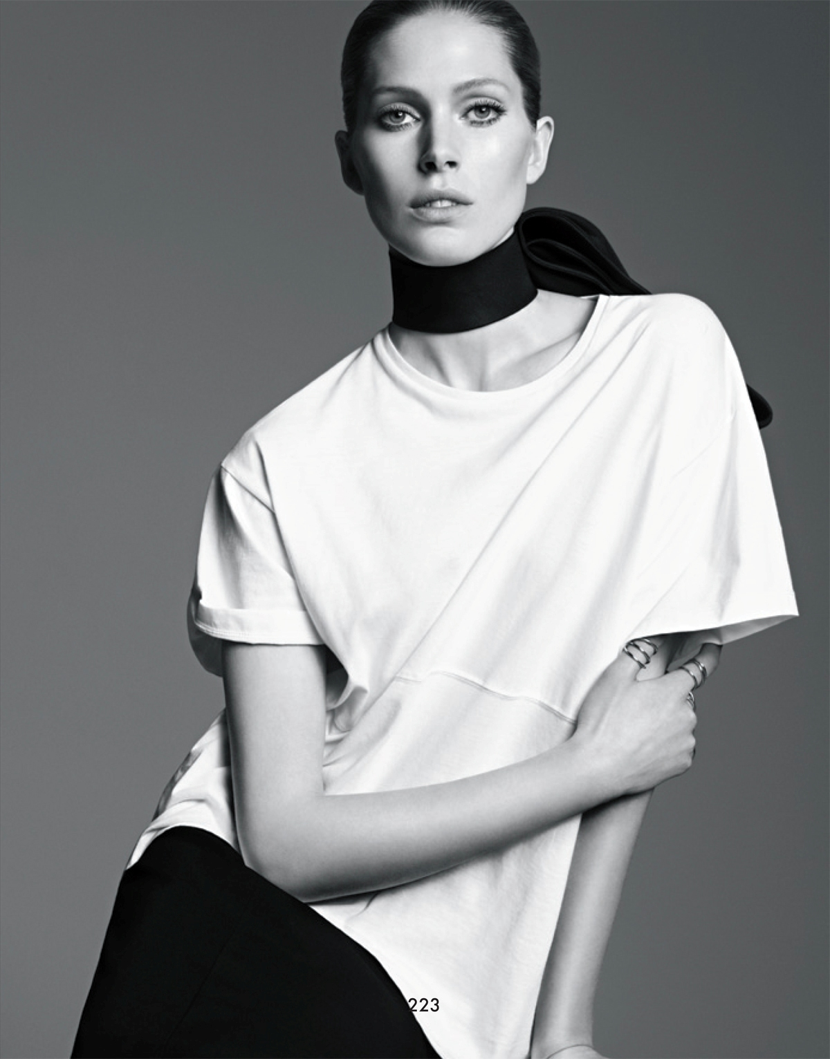 Iselin-Steiro-by-Karim-Sadli-for-The-Gentlewoman-Spring-Summer-2013