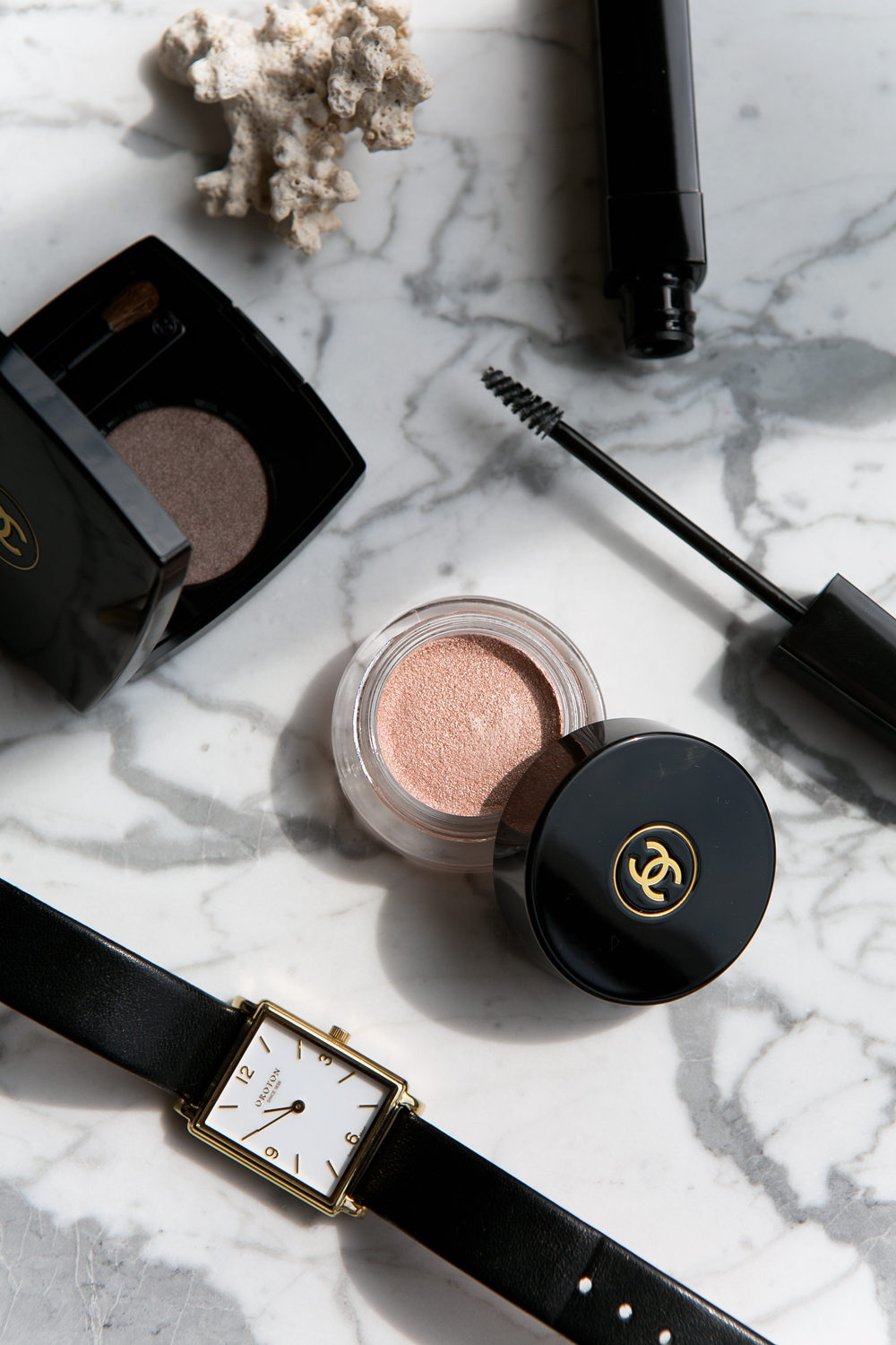 DAY & NIGHT MAKE-UP WITH CHANEL OMBRE PREMIÈRE